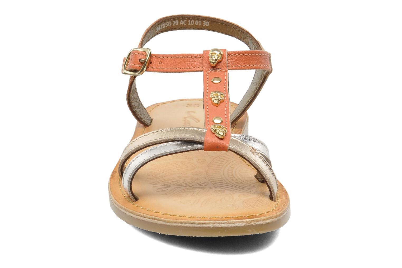 Sandalen Mod8 ZITOU rosa schuhe getragen