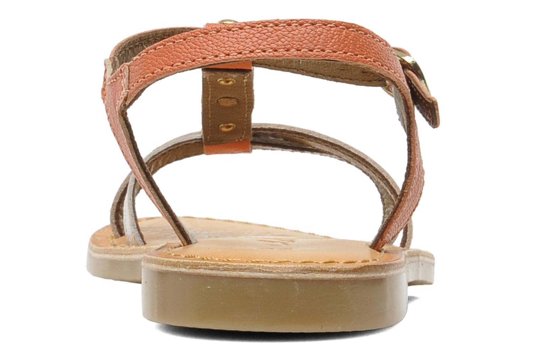 Sandalen Mod8 ZITOU rosa ansicht von rechts