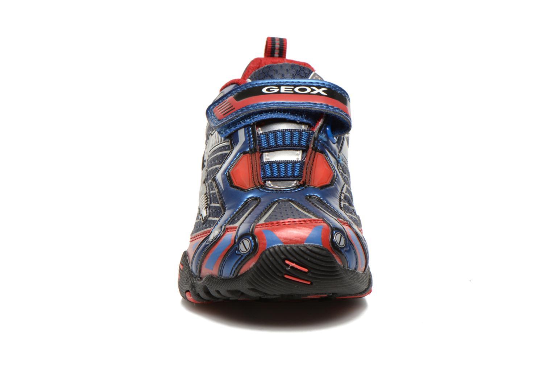 Sneakers Geox J LT ECLIPSE A Blauw model