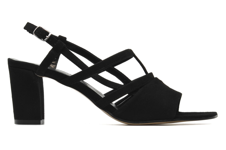 Sandales et nu-pieds Elizabeth Stuart Bamby 300 Noir vue derrière