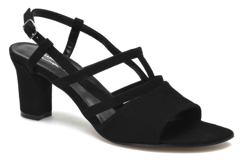 Sandales et nu-pieds Elizabeth Stuart Bamby 300 Noir vue détail/paire