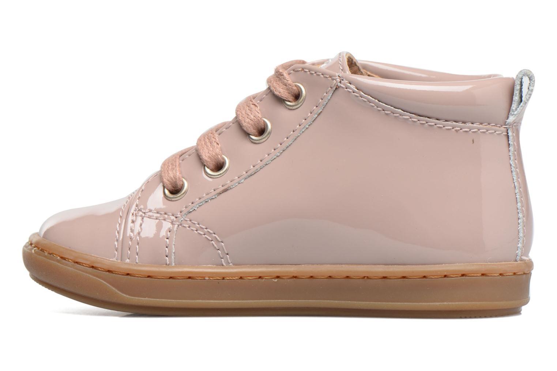 Stiefeletten & Boots Shoo Pom Bouba Pad Lace rosa ansicht von vorne