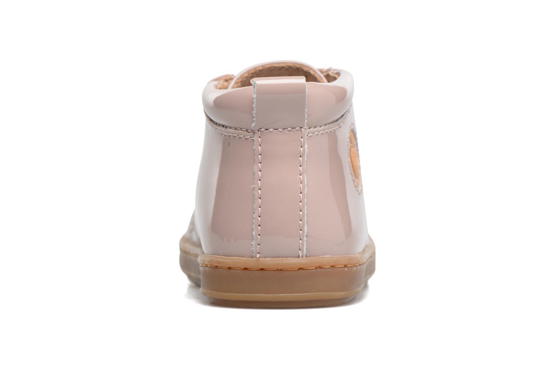Stiefeletten & Boots Shoo Pom Bouba Pad Lace rosa ansicht von rechts