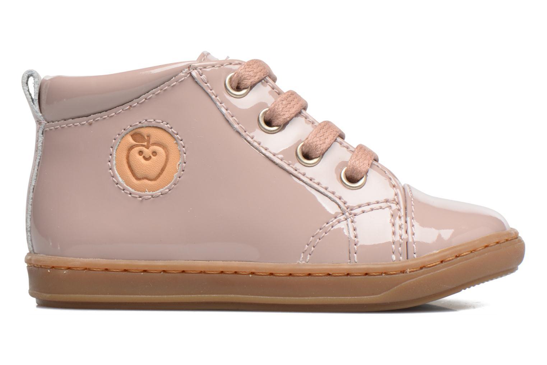 Stiefeletten & Boots Shoo Pom Bouba Pad Lace rosa ansicht von hinten