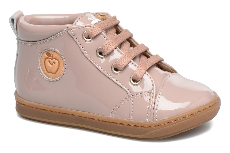 Stiefeletten & Boots Shoo Pom Bouba Pad Lace rosa detaillierte ansicht/modell
