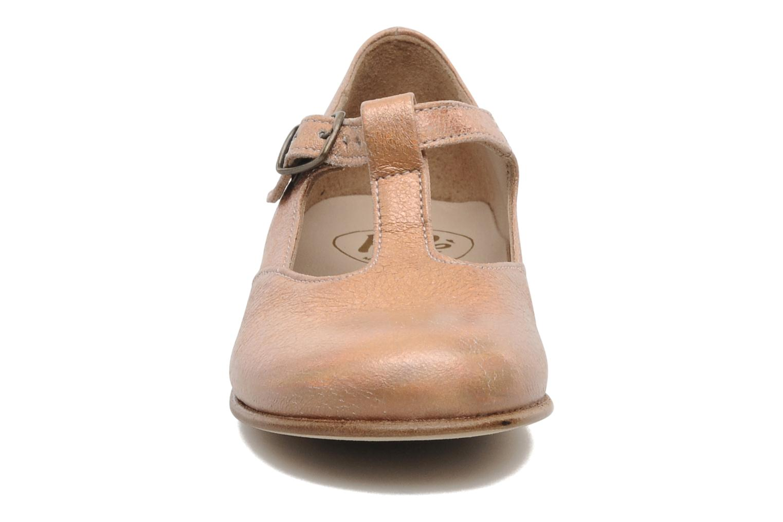 Ballerines PèPè Zoya Rose vue portées chaussures