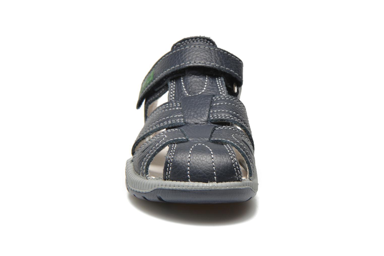 Sandales et nu-pieds Primigi BATTISTA Bleu vue portées chaussures