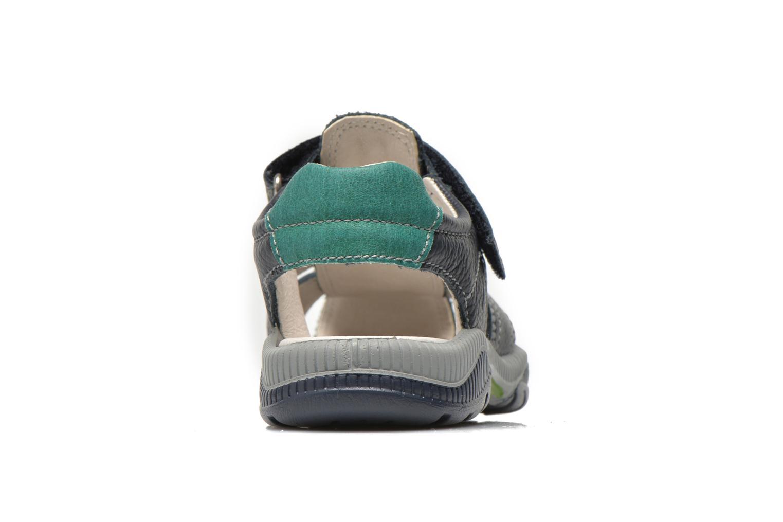 Sandales et nu-pieds Primigi BATTISTA Bleu vue droite