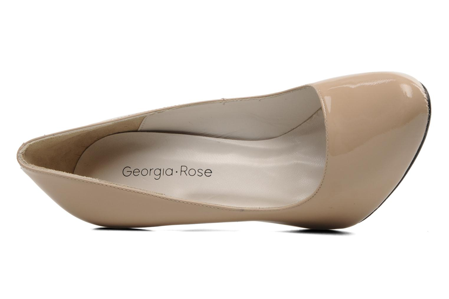 High heels Georgia Rose Armelle Beige view from the left