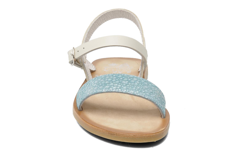 Sandals start rite classics Flora Blue model view