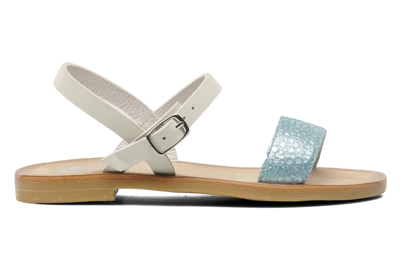 Sandals start rite classics Flora Blue back view