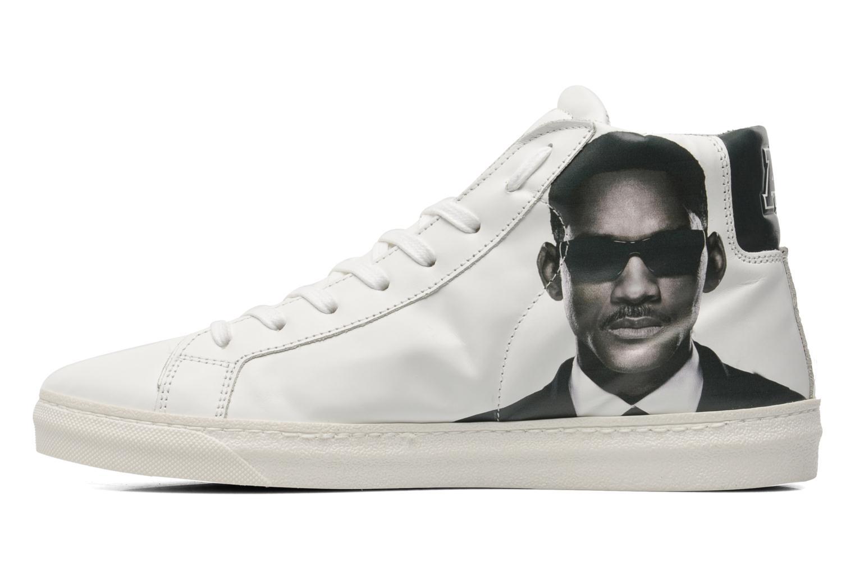Sneaker American College Movie stars m weiß ansicht von vorne