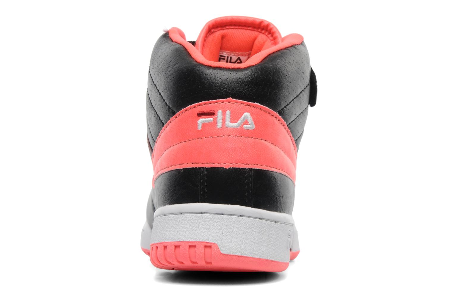 Trainers FILA F-13 Mid W Black view from the right