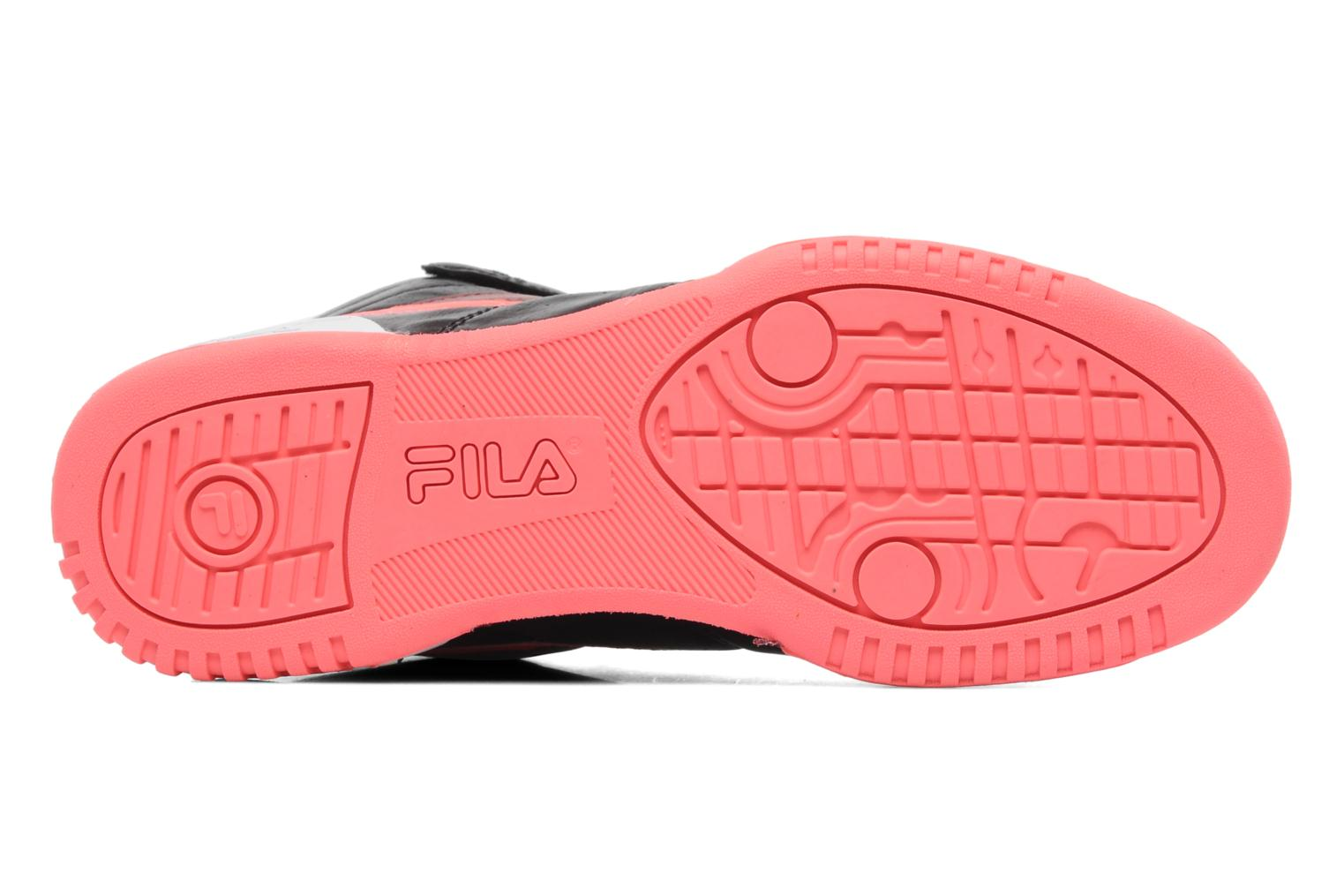 Trainers FILA F-13 Mid W Black view from above
