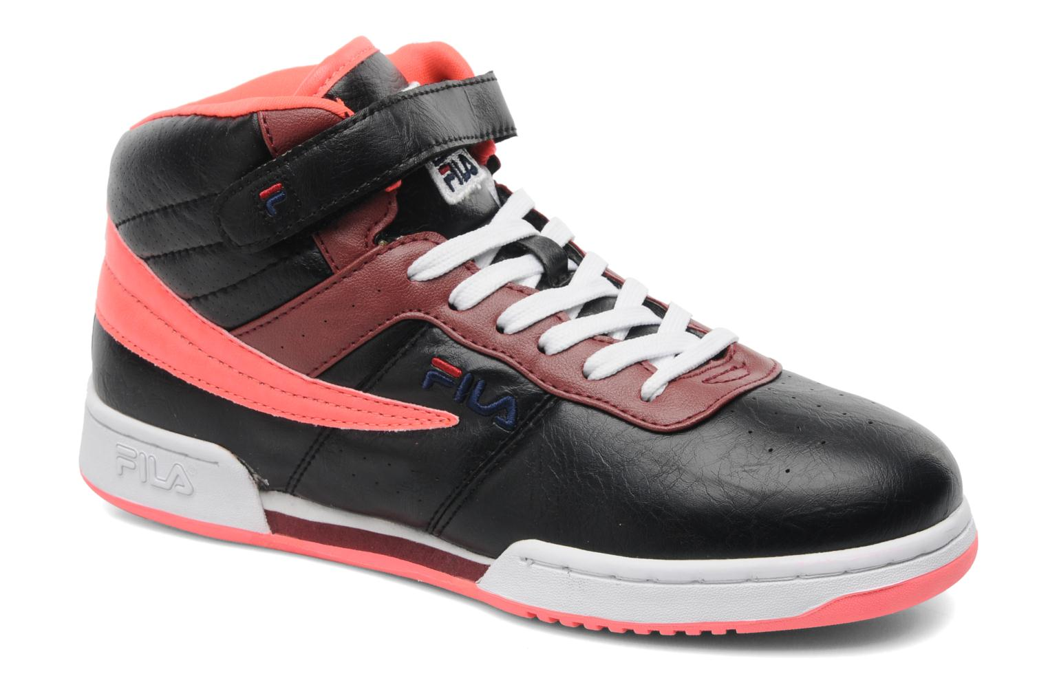 Trainers FILA F-13 Mid W Black detailed view/ Pair view