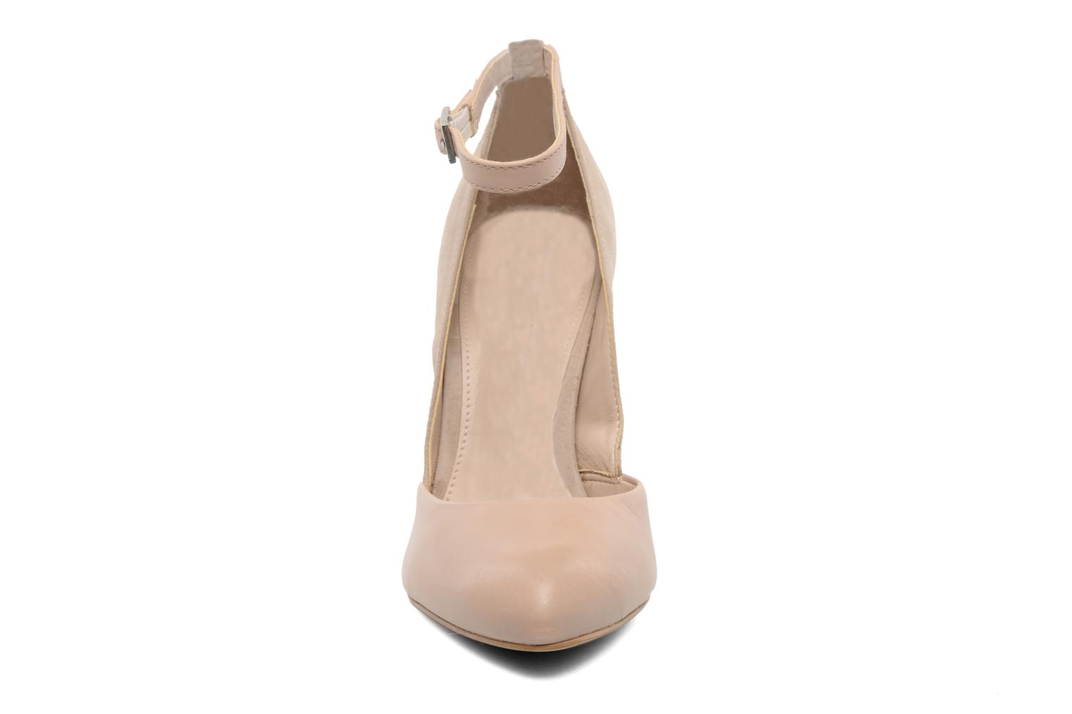 Self Warm Taupe kid suede/Toasted Apricot 2249