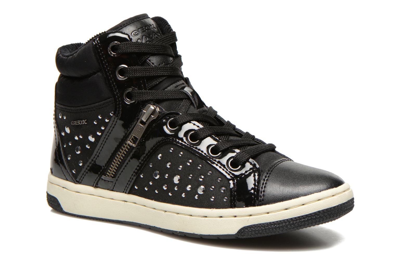 Sneaker Geox J CREAMY C schwarz detaillierte ansicht/modell