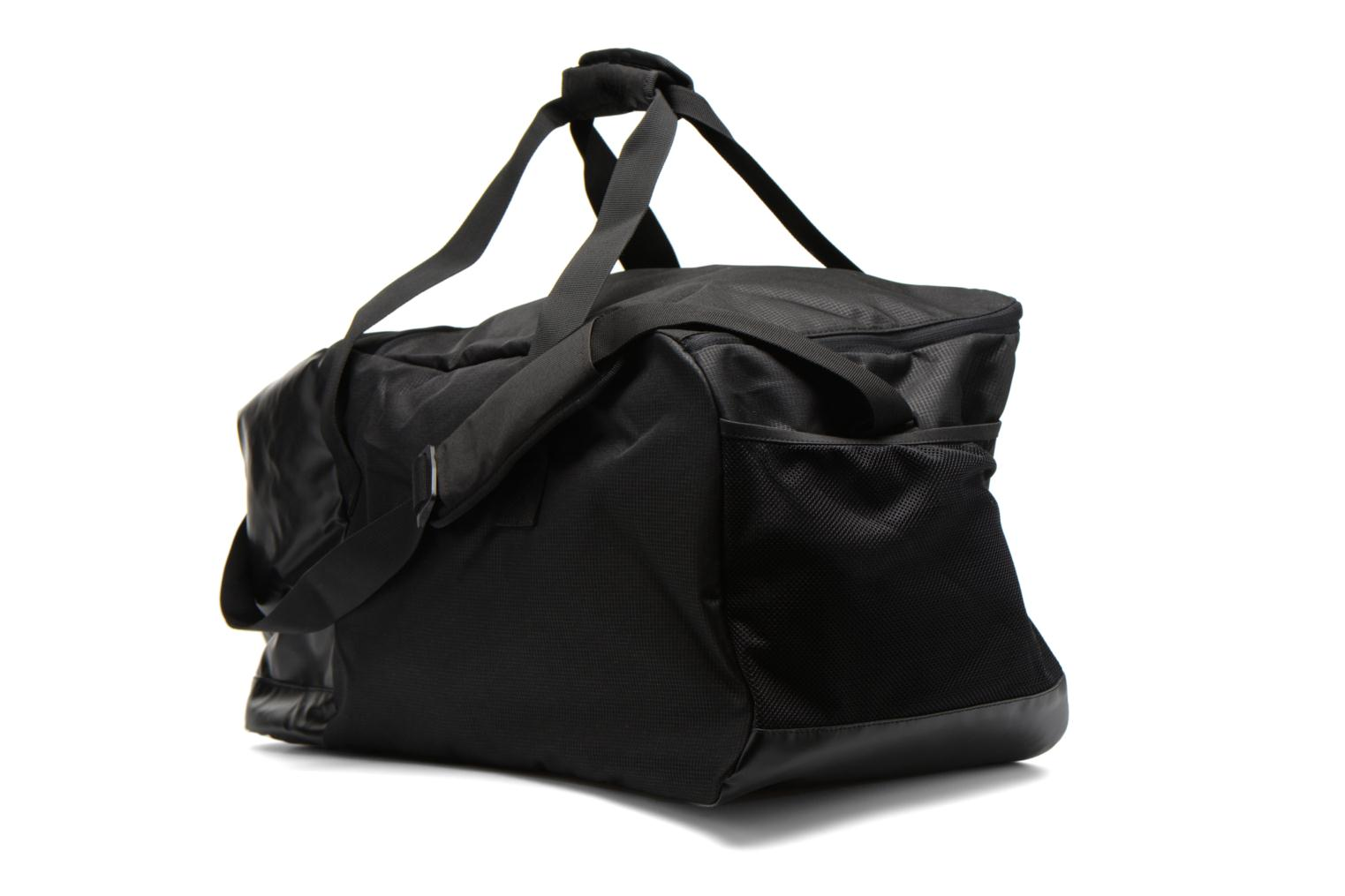 Sports bags Adidas Performance 3S Per TB M Black view from the right
