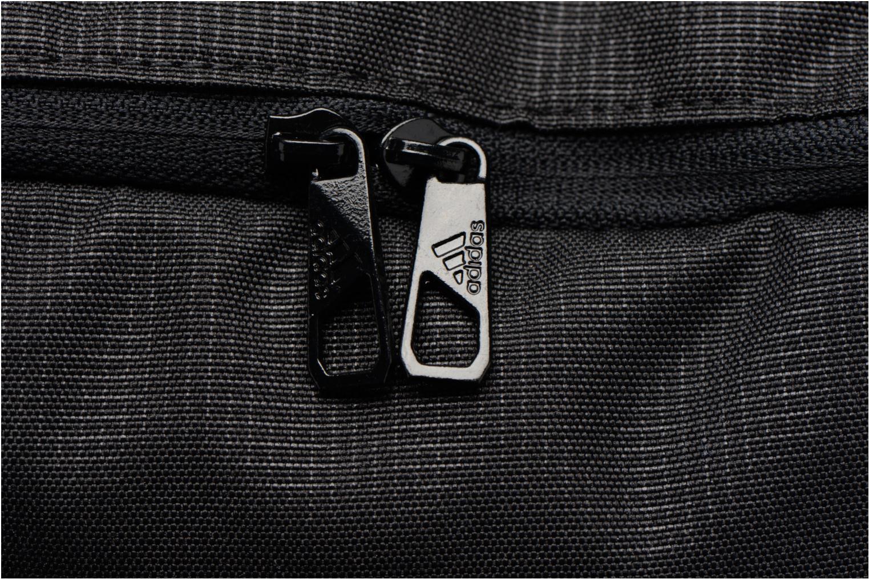 Sporttaschen Adidas Performance 3S Per TB M schwarz ansicht von links