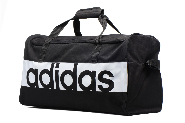 Sports bags Adidas Performance Lin Per TB M Black model view