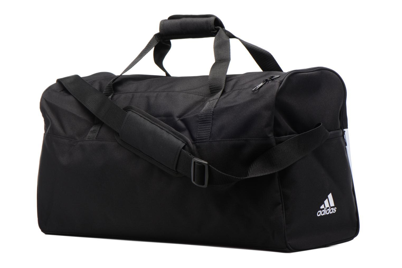 Sporttaschen Adidas Performance Lin Per TB M schwarz ansicht von rechts