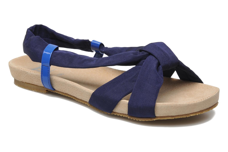 Sandalen Ruby Brown Rachel blau detaillierte ansicht/modell