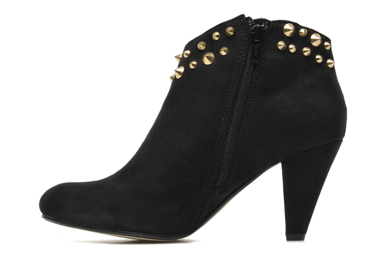 Bottines et boots La Strada Luiana Noir vue face