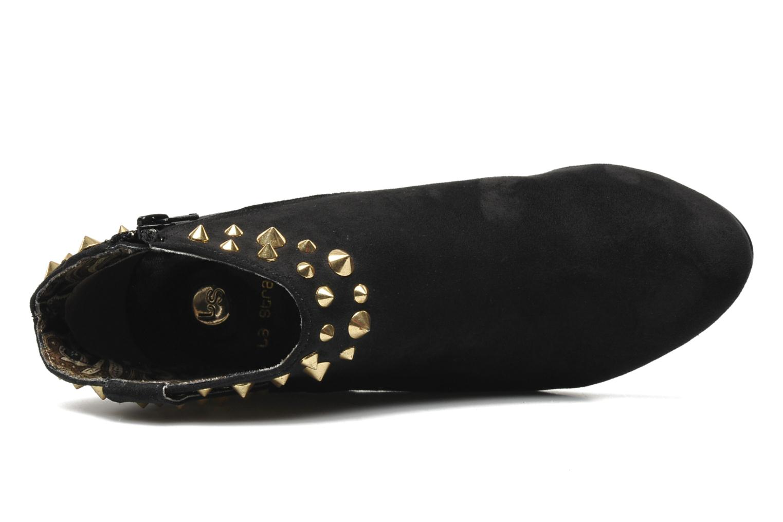 Bottines et boots La Strada Luiana Noir vue gauche