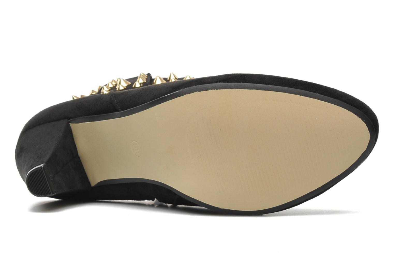Bottines et boots La Strada Luiana Noir vue haut