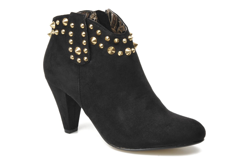 Bottines et boots La Strada Luiana Noir vue détail/paire