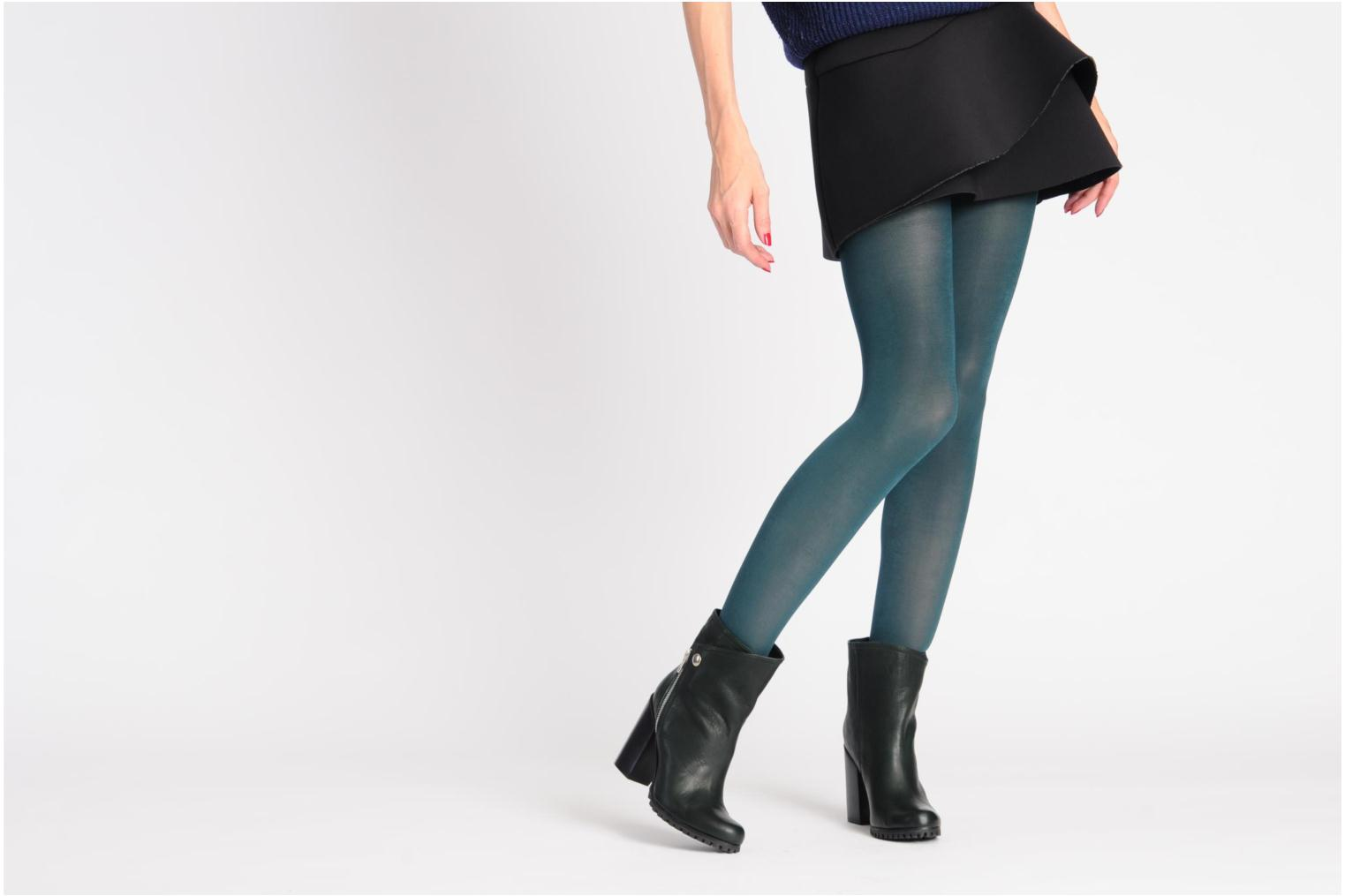 Ankle boots Opening Ceremony Margot Pull on Boot Green view from underneath / model view