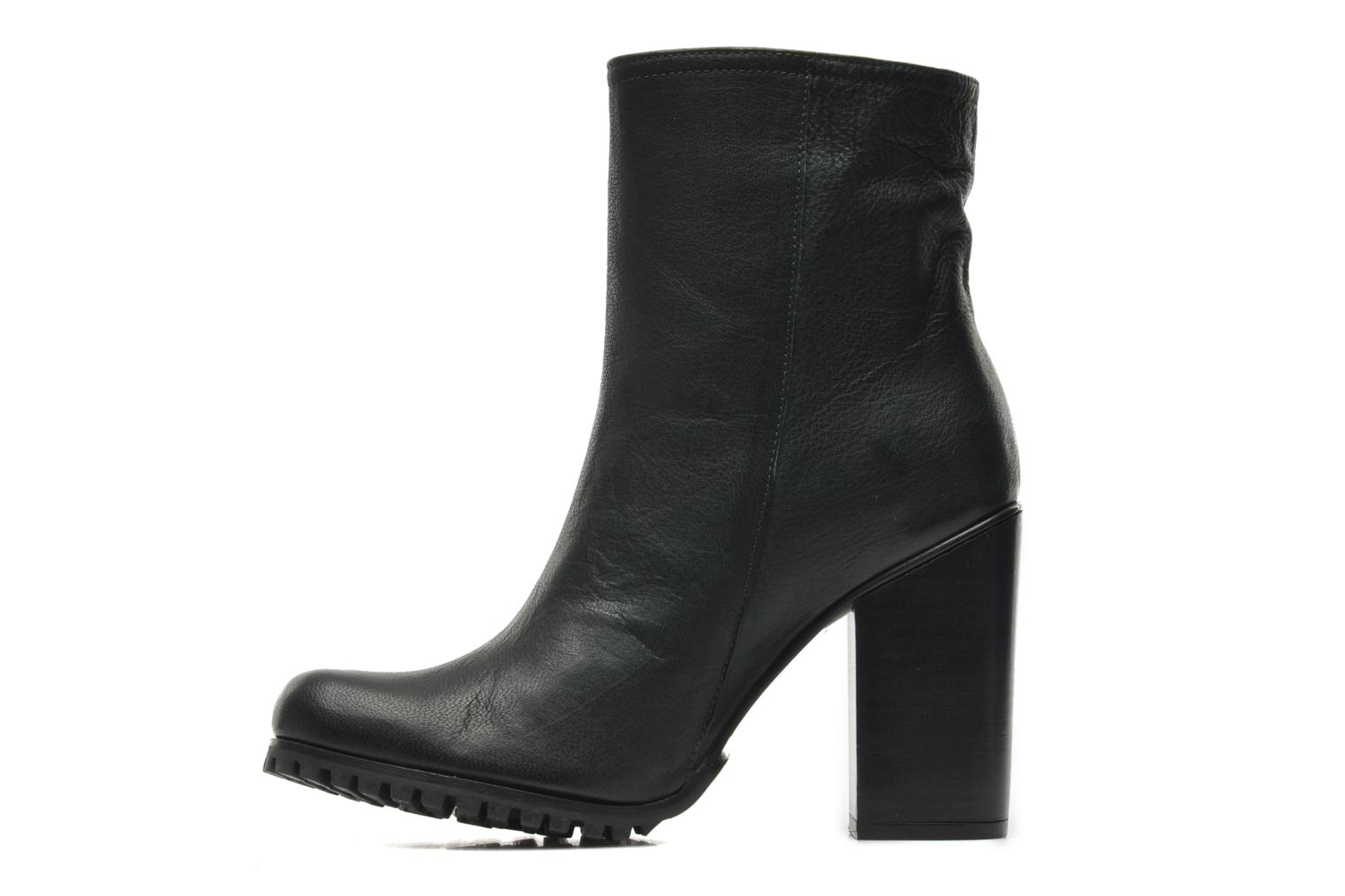 Bottines et boots Opening Ceremony Margot Pull on Boot Vert vue face