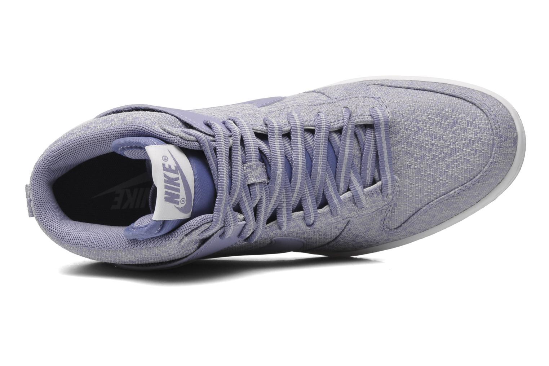Sneakers Nike Wmns Dunk Sky Hi Txt Paars links