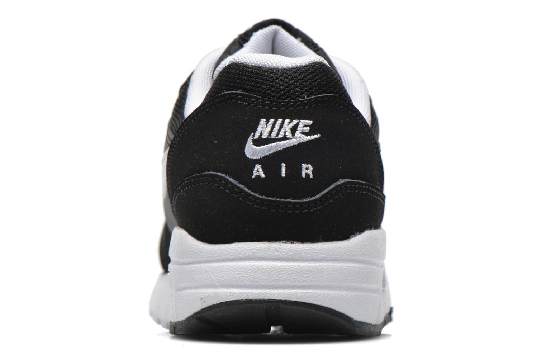Baskets Nike Nike air max 1 (gs) Noir vue droite
