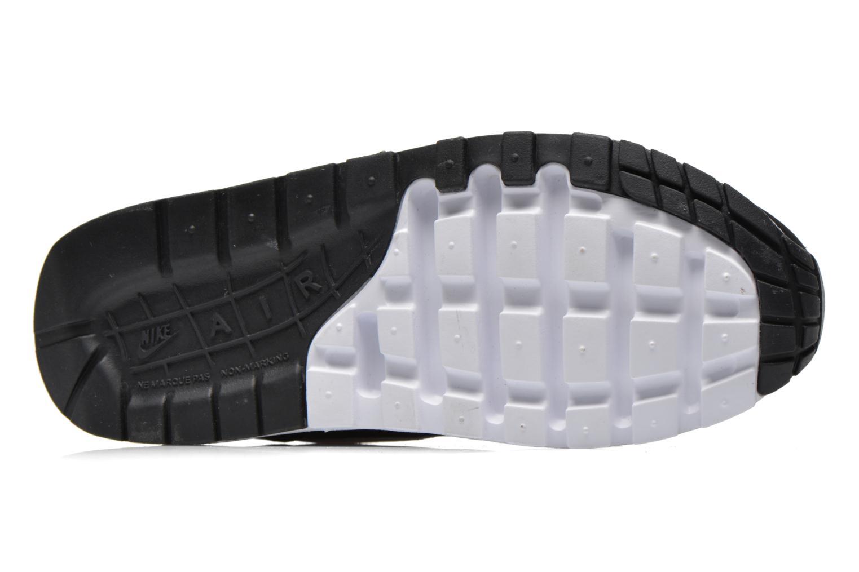 Baskets Nike Nike air max 1 (gs) Noir vue haut