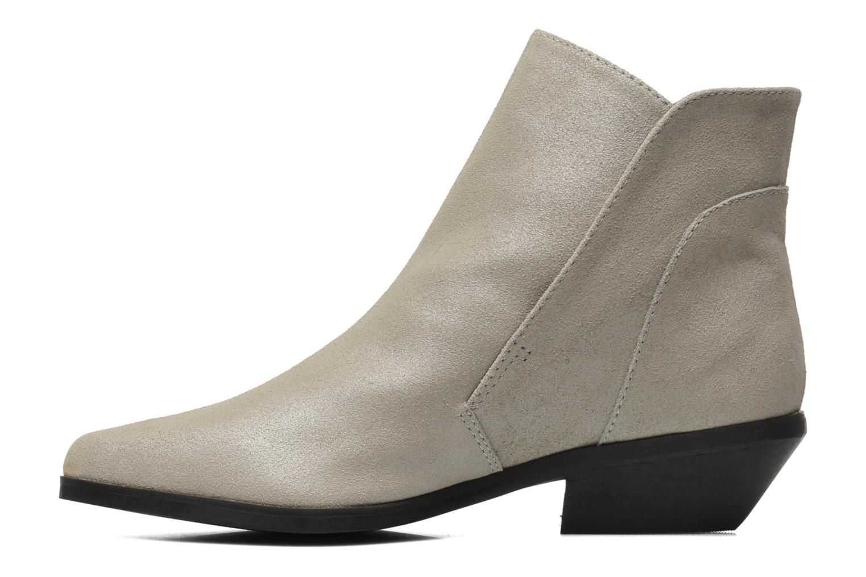 Boots en enkellaarsjes Shellys London Hingston Grijs voorkant