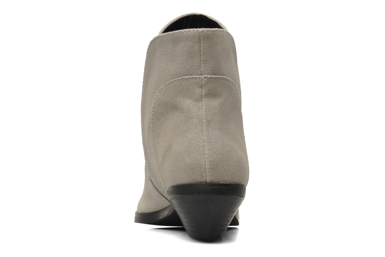 Boots en enkellaarsjes Shellys London Hingston Grijs rechts