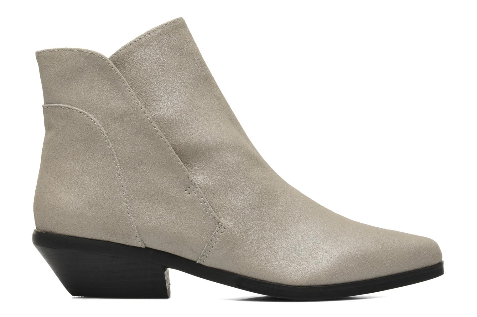 Bottines et boots Shellys London Hingston Gris vue derrière