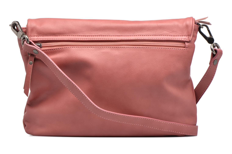 Handtaschen Sabrina Maëlle rosa ansicht von vorne