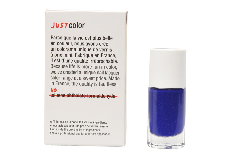Beauty-Artikel Nailmatic Nagellack blau ansicht von vorne