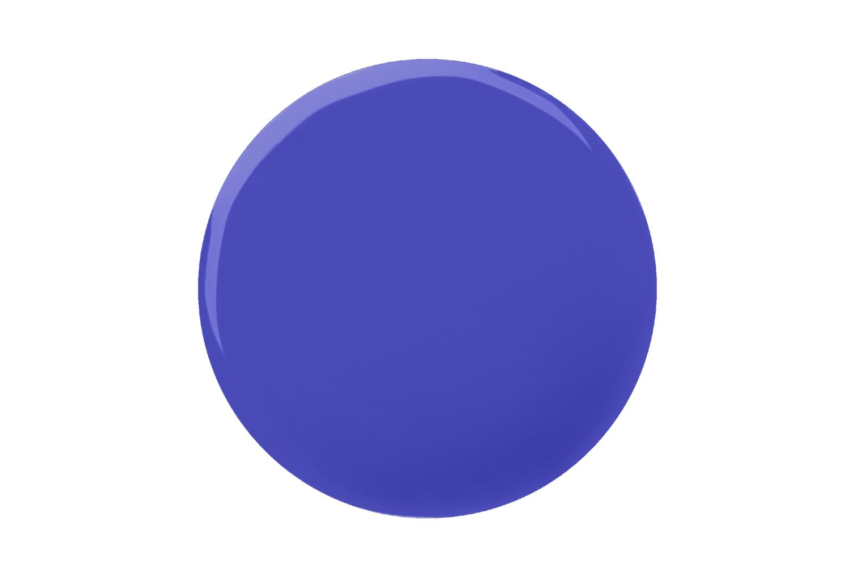 Nagellack Azul