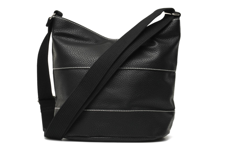 Handtassen Paquetage Seau Grainé Zwart voorkant