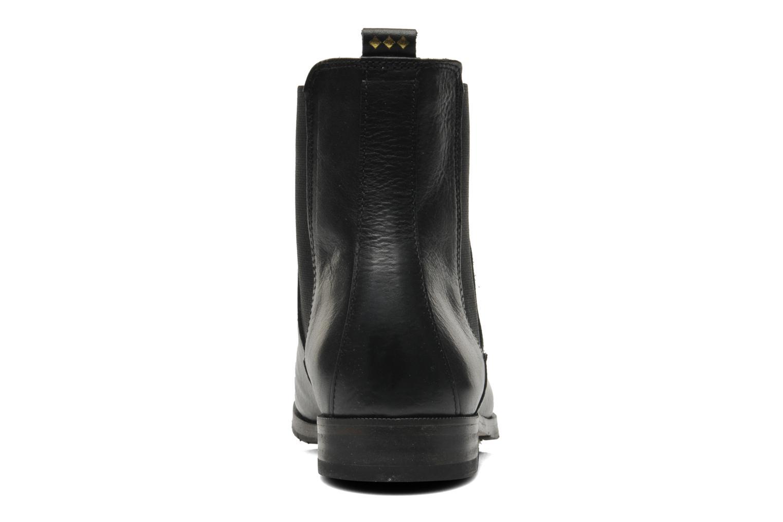 Ave Cross Chelsea Boot Tweed Black eurotexas