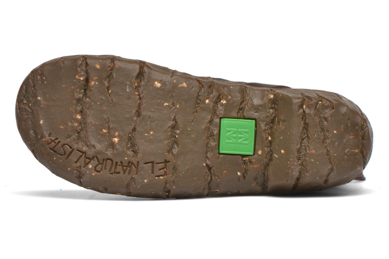 Bottines et boots El Naturalista Yggdrasil N148 Marron vue haut