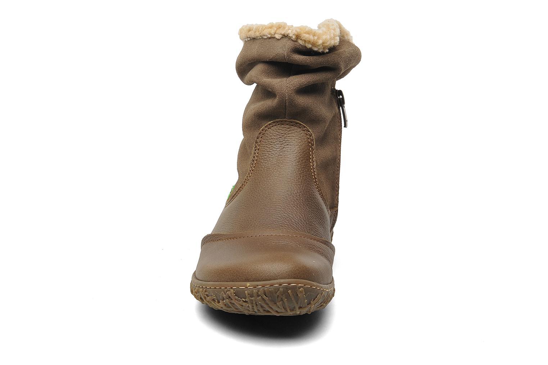 Boots en enkellaarsjes El Naturalista Nido Ella N758 Bruin model