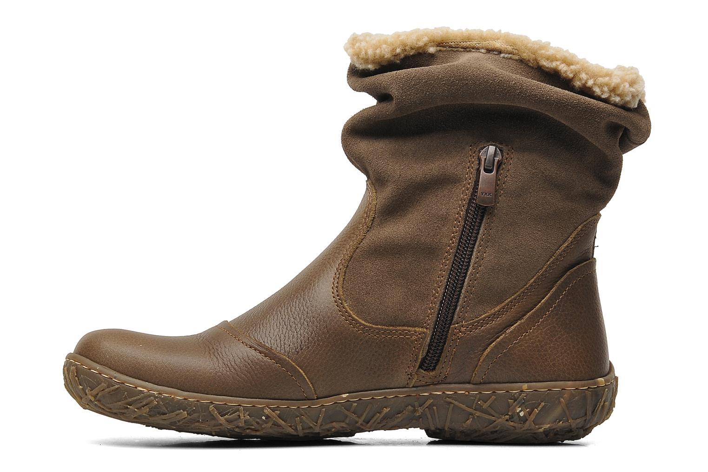 Bottines et boots El Naturalista Nido Ella N758 Marron vue face