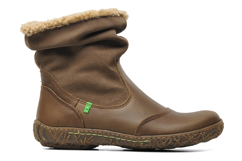 Bottines et boots El Naturalista Nido Ella N758 Marron vue derrière