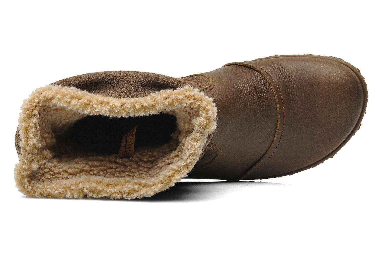 Boots en enkellaarsjes El Naturalista Nido Ella N758 Bruin links