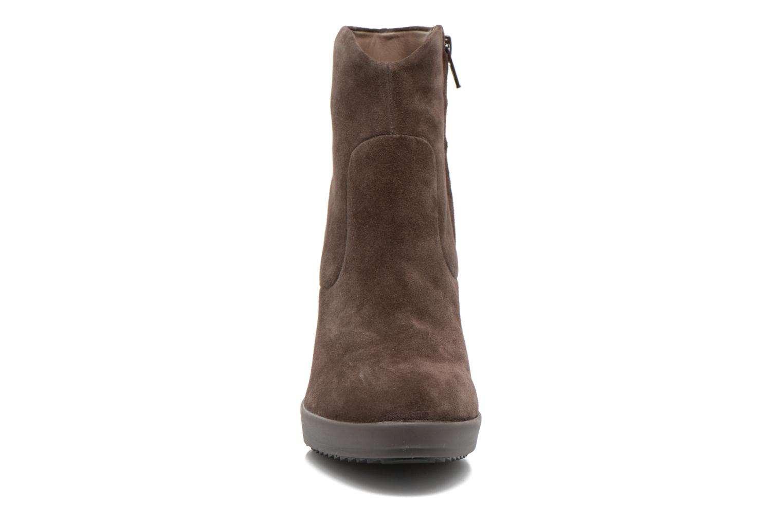 Stiefeletten & Boots Stonefly Oxy 3 braun schuhe getragen