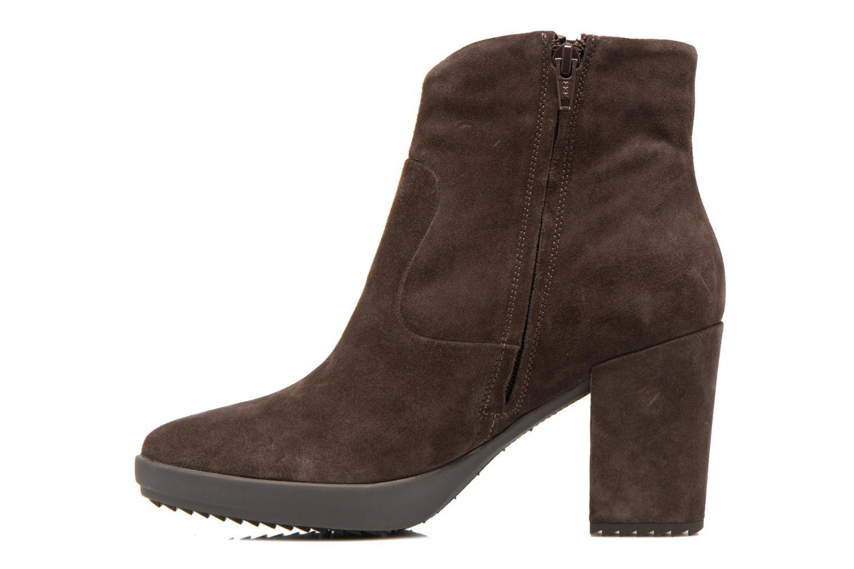 Stiefeletten & Boots Stonefly Oxy 3 braun ansicht von vorne